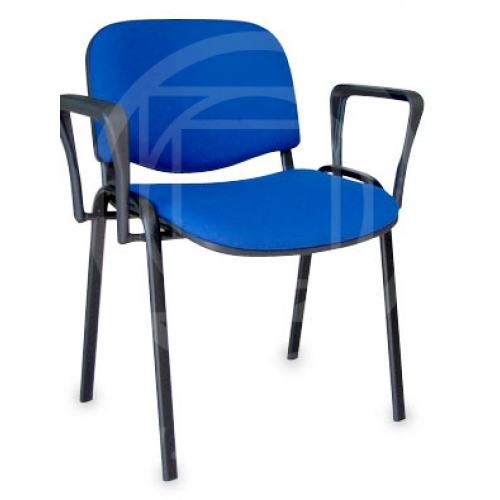 Sedia con schienale imbottito per infermeria