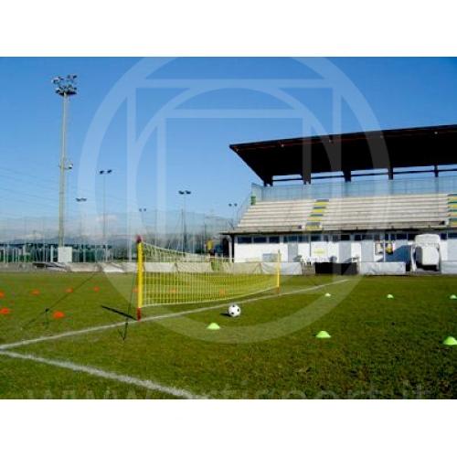 Kit da esterno per allenamento calcio-tennis