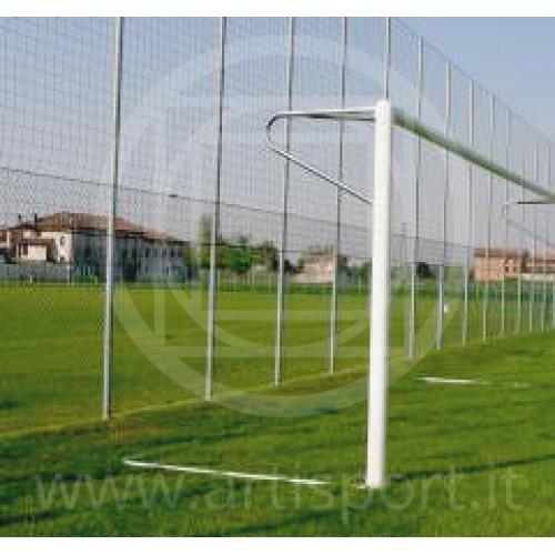 Porte da calcio misure regolamentari certificate tuv - Misure porta di calcio ...