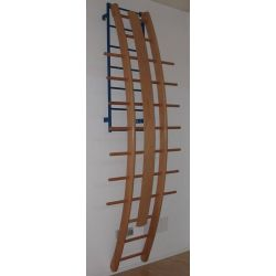 Wall bars and ladders