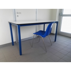 Schiedsrichtertisch Länge m 1