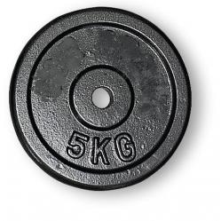 Hantelscheibe aus Gusseisen kg 5