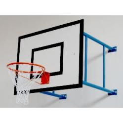Minibasketballwandanlage Kragweite cm 185