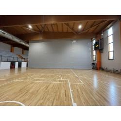 Trennwand für Sporthallen