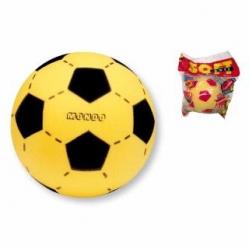 Fußball aus Schaumgummi