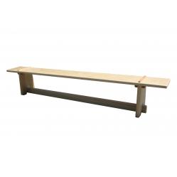 Turnbank aus Holz m 3