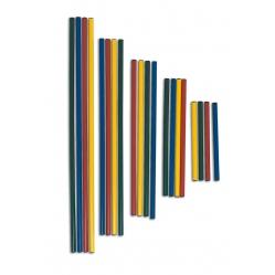 Gymnastikstab aus Plastik cm 80