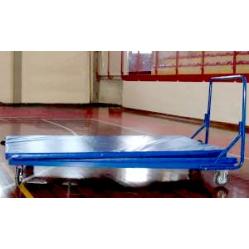 Transportwagen für Matten