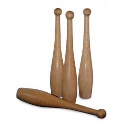 Kegel aus Holz gr. 500