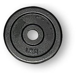 Hantelscheibe aus Gusseisen kg 1