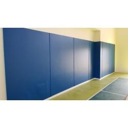 Wandschutzvorrichtungen gemäß NORM UNI EN 913