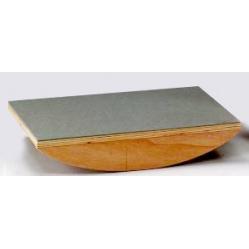 propriozeptives Brett Abmessungen cm 60x40 halbmondförmig
