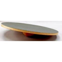 propriozeptives Brett Durchmesser cm 60 mit Teppichfläche