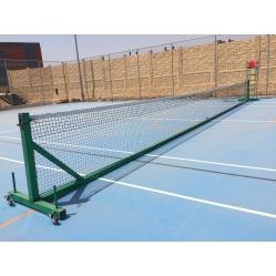 transportable Tennisanlage
