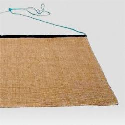 Abziehmatte aus Kokosnuss