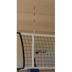 Antennen für Volleyball, demontierbar