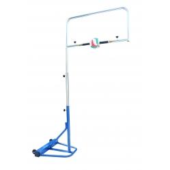 Trainingsgerät für Volleyball mit flexiblem Arm