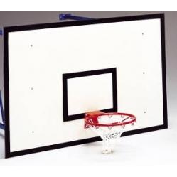 Basketballzielbrett aus Holz