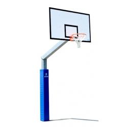 Basketballanlage Kragweite cm 220