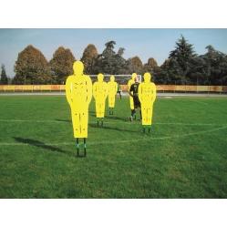 Set mit 5 Dummies für das Training