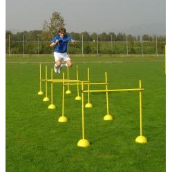 Hürden mit verstellbarer Höhe bis cm 100