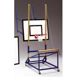 Zielscheibe für Minibasketball