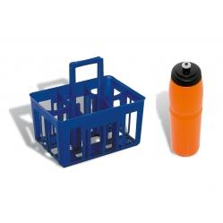 Korb für Wasserflaschen