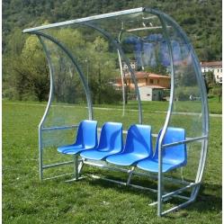 Football bench  m.2