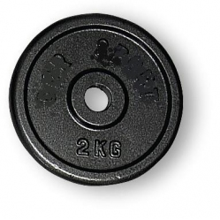 Discus for barbell 2 kg