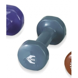 Cast iron dumbbell 2.5 kg