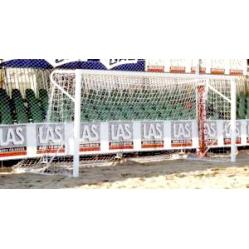 Beach soccer goals nets