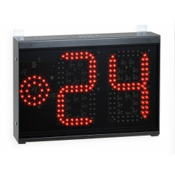 24 seconds display