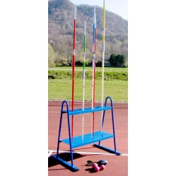 Javelin stands