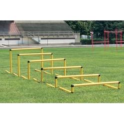 Plastic hurdle height cm.30