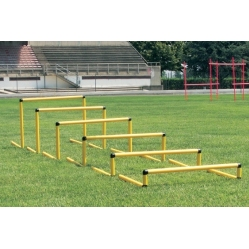 Plastic hurdle height cm.50