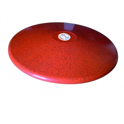 Soft rubber discus 2 kg