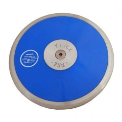 Nylon discus with steel rim kg.0,750