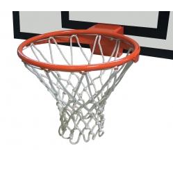 Basketball hoop reclinable model