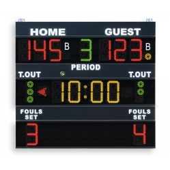 Multisport Electronic scoreboard