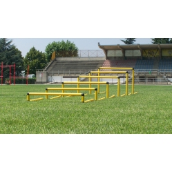 Set of 12 hurdles