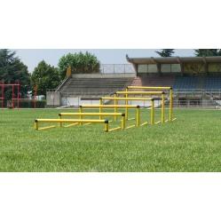 Set of 12 hurdles