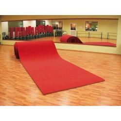 Gymnastics track