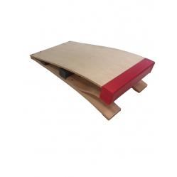 Springboard double articulation