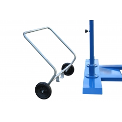 Parellal bars cart