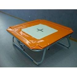 Elastic trampoline dimensions cm. 113x113