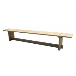 Gymnastics flat bench mt. 3