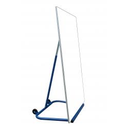 Modular and portable dance mirror