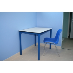 Table for dressing-room size 96x58x76h cm