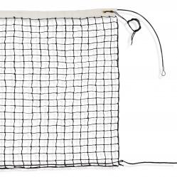 Heavy model tennis net