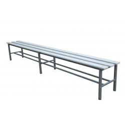 Bench for tennis court